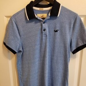 Hollister stretch polo